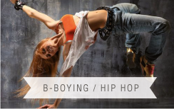 B-Boying / Hip Hop